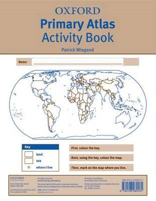 Oxford Primary Atlas Activity Book - pr_274085