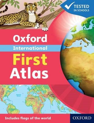 Oxford International First Atlas (2011) -