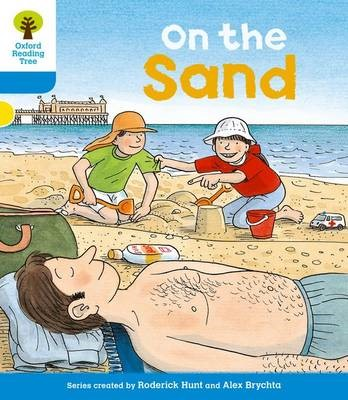 Oxford Reading Tree: Level 3: Stories: On the Sand -