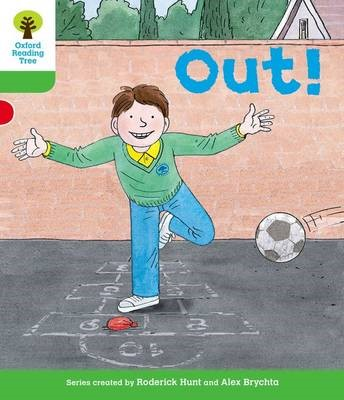 Oxford Reading Tree: Level 2: Decode and Develop: Out! - pr_76089