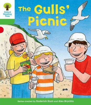 Oxford Reading Tree: Level 2: Decode and Develop: The Gull's Picnic - pr_92568