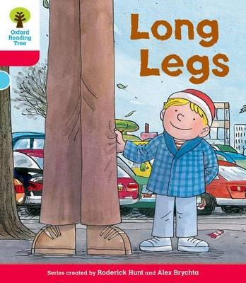 Oxford Reading Tree: Level 4: Decode & Develop Long Legs -