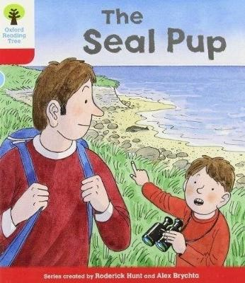 Oxford Reading Tree: Level 4: Decode and Develop The Seal Pup -