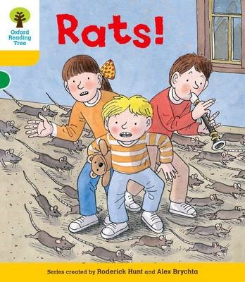 Oxford Reading Tree: Level 5: Decode and Develop Rats! -