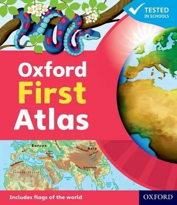 Oxford First Atlas - pr_75255