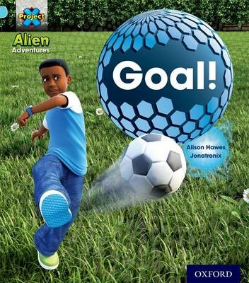 Project X: Alien Adventures: Blue: Goal! - pr_274948