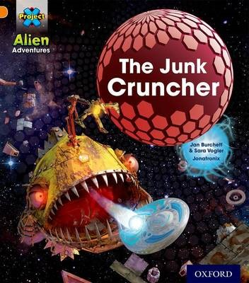 Project X: Alien Adventures: Orange: The Junk Cruncher - pr_275034
