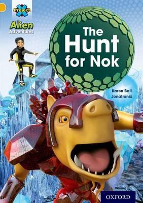 Project X: Alien Adventures: Gold: The Hunt For Nok - pr_274949