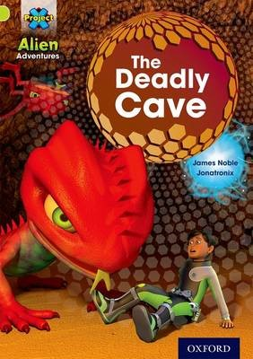 Project X: Alien Adventures: Lime: The Deadly Cave -
