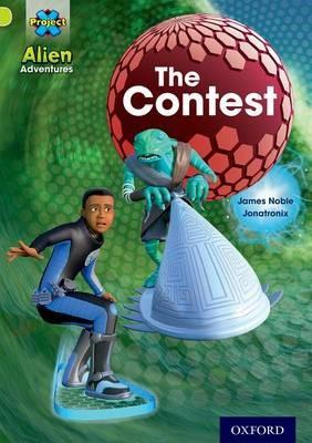 Project X: Alien Adventures: Lime: The Contest - pr_274950