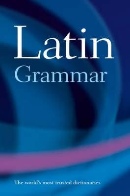A Latin Grammar -