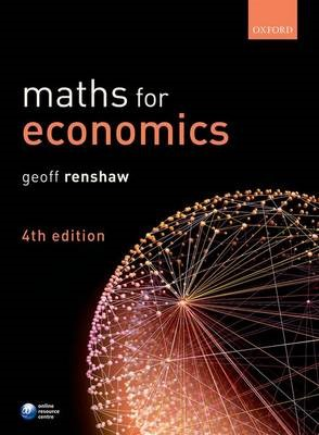 Maths for Economics - pr_304878