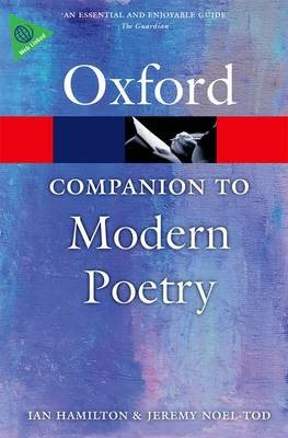 The Oxford Companion to Modern Poetry in English - pr_506