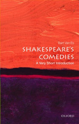 Shakespeare's Comedies: A Very Short Introduction -