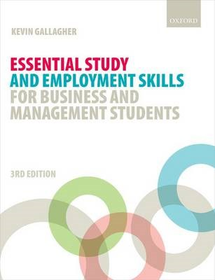 Essential Study and Employment Skills for Business and Management Students -
