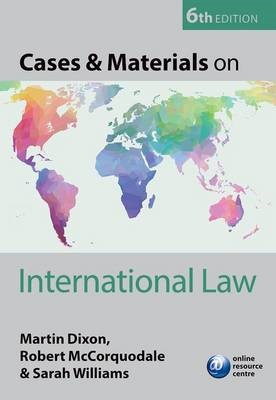 Cases & Materials on International Law - pr_274050