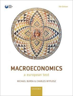 Macroeconomics -