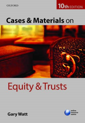 Cases & Materials on Equity & Trusts - pr_304881