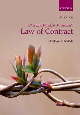 Cheshire, Fifoot, and Furmston's Law of Contract - pr_304894