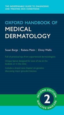 Oxford Handbook of Medical Dermatology -