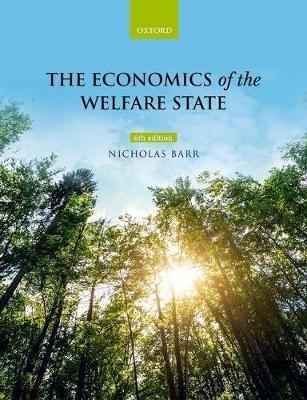 The Economics of the Welfare State - pr_1738006