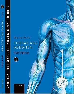 Cunningham's Manual of Practical Anatomy VOL 2 Thorax and Abdomen - pr_304896