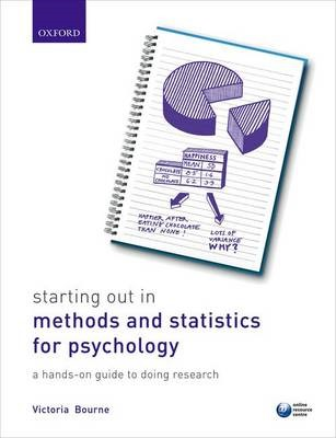 Starting Out in Methods and Statistics for Psychology -