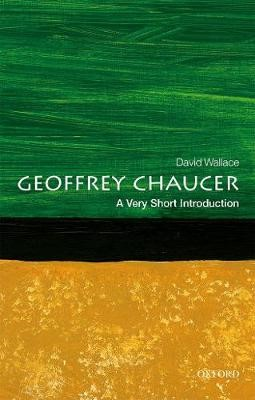Geoffrey Chaucer: A Very Short Introduction -