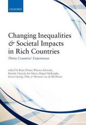 Changing Inequalities and Societal Impacts in Rich Countries -