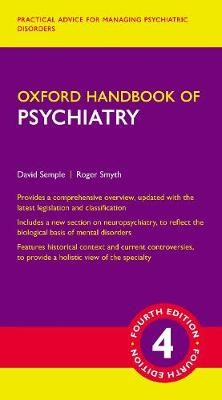 Oxford Handbook of Psychiatry -