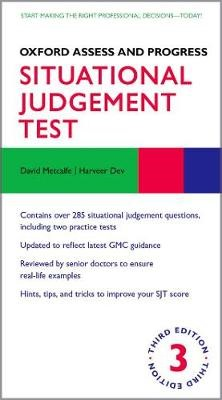 Oxford Assess and Progress: Situational Judgement Test - pr_78561