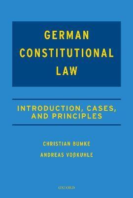 German Constitutional Law -