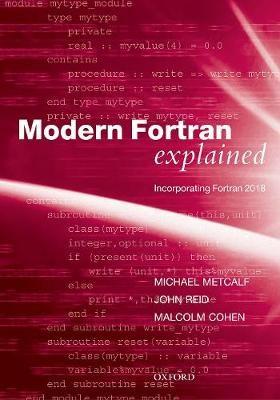 Modern Fortran Explained -