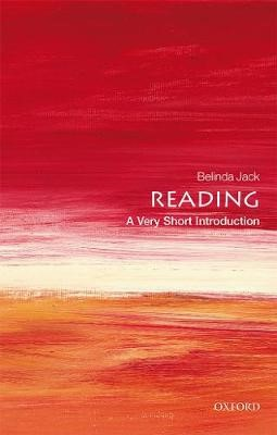 Reading: A Very Short Introduction -