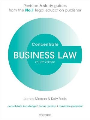 Business Law Concentrate - pr_304975