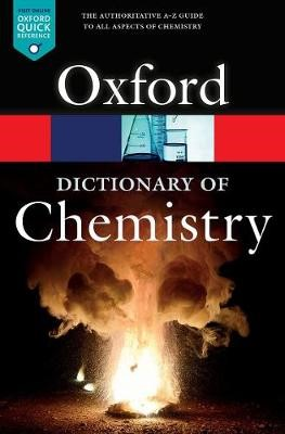 A Dictionary of Chemistry - pr_1749654