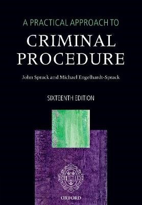 A Practical Approach to Criminal Procedure -