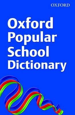 Oxford Popular School Dictionary - pr_311820