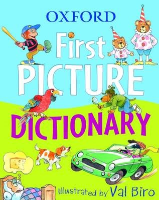 Oxford First Picture Dictionary -