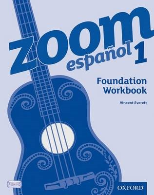 Zoom espanol 1 Foundation Workbook -