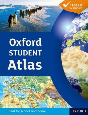 Oxford Student Atlas 2012 -
