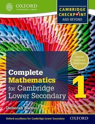 Complete Mathematics for Cambridge Lower Secondary 1 - pr_274417