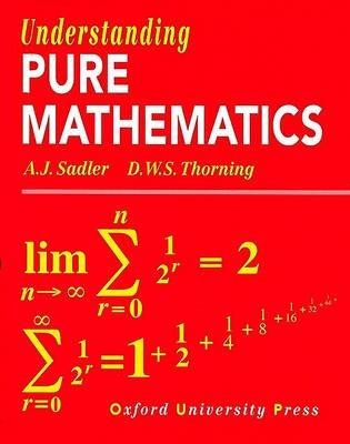 Understanding Pure Mathematics - pr_273403