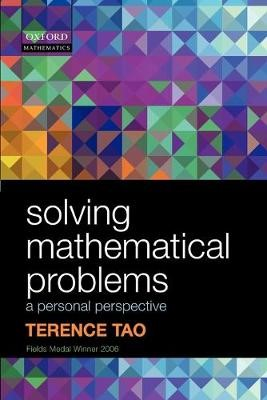 Solving Mathematical Problems -