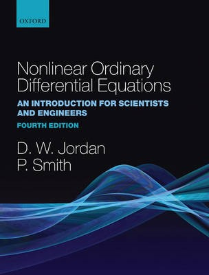 Nonlinear Ordinary Differential Equations -