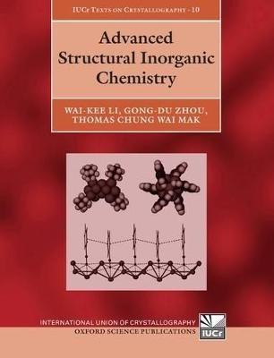 Advanced Structural Inorganic Chemistry - pr_1751978