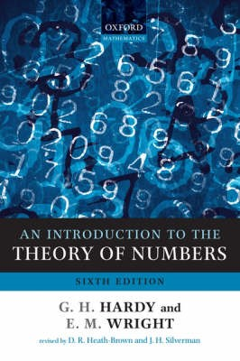 An Introduction to the Theory of Numbers -