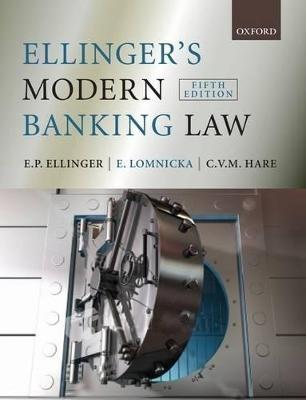 Ellinger's Modern Banking Law -
