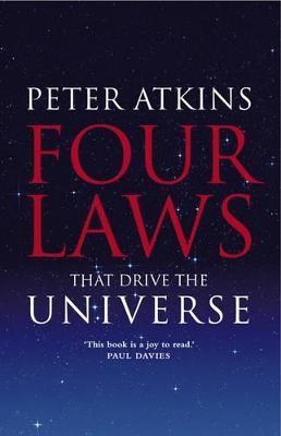 Four Laws That Drive the Universe - pr_418987