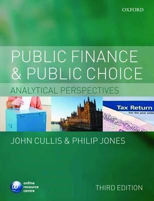 Public Finance and Public Choice -